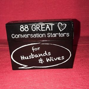 Other - 88 Great Conversation Starters